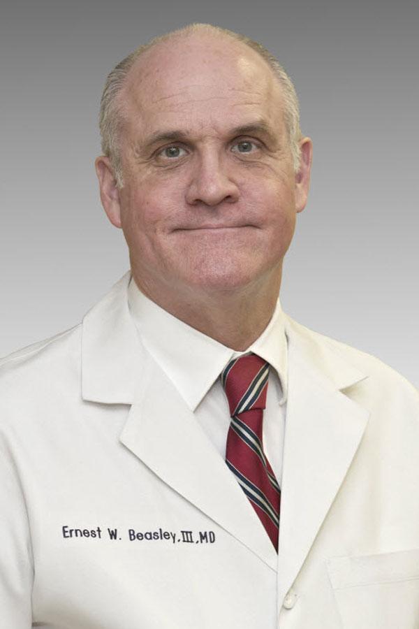 Ernest Beasley, III, MD